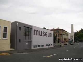 Hawkes Bay Museum and Art Gallery