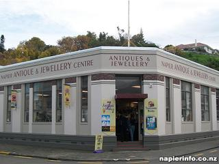 Napier Antique and Jewellery Centre