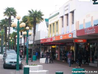 Napier Shopping
