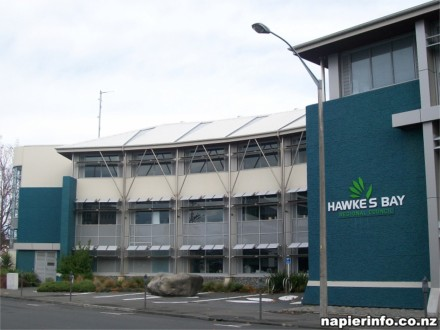 Hawkes Bay Council Building New Zealand